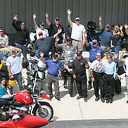 Group Rides at Bob's BMW