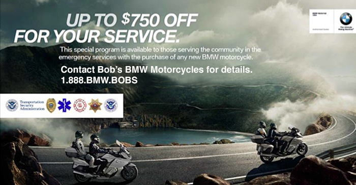 BMW Motorcycles Emergency Service