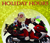 Holiday Hours at Bob's BMW
