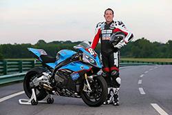 Jeremy Cook at Bob's BMW