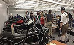Vintage museum at Bob's BMW