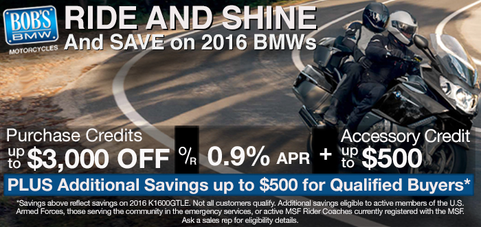 Month End Close outs at Bob's BMW