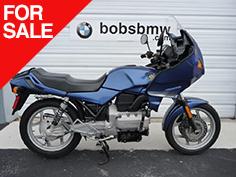1986 BMW K75C image
