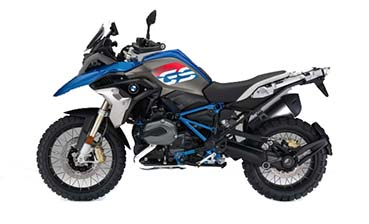 BMW R1200GS Rallye maryland