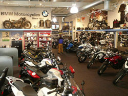 Bob's BMW Showroom