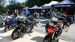 Group Rides at Bob's BMW