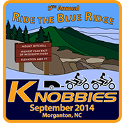 Ride the Blue Ridge with the Knobbies