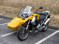 2008 BMW 1200GS Hannigan