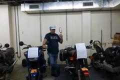 Project Bike Auction