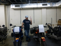 Project Bike Auction
