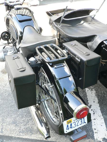 BMW Maintenance Schedule >> Vintage/Conversion Sidecar Rig | Bob's BMW Motorcycles