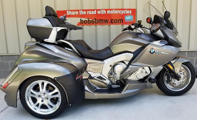 2014 Hannigan K1600GTL Trike | Bob's BMW Motorcycles