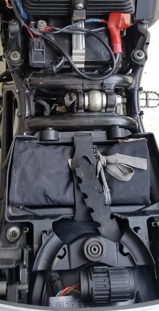 2009 BMW R1200GSA