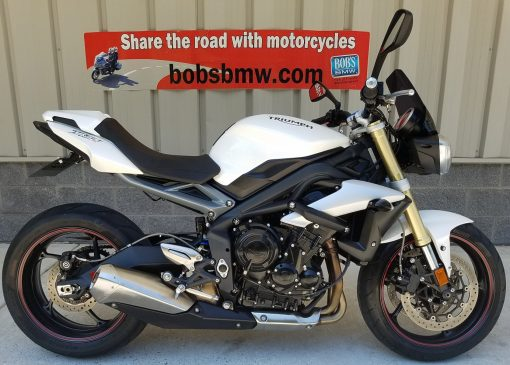 2016 Triumph Speed Triple