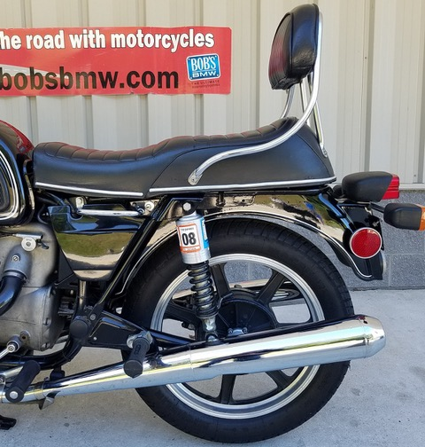 1976 BMW R75/6 Project Bike