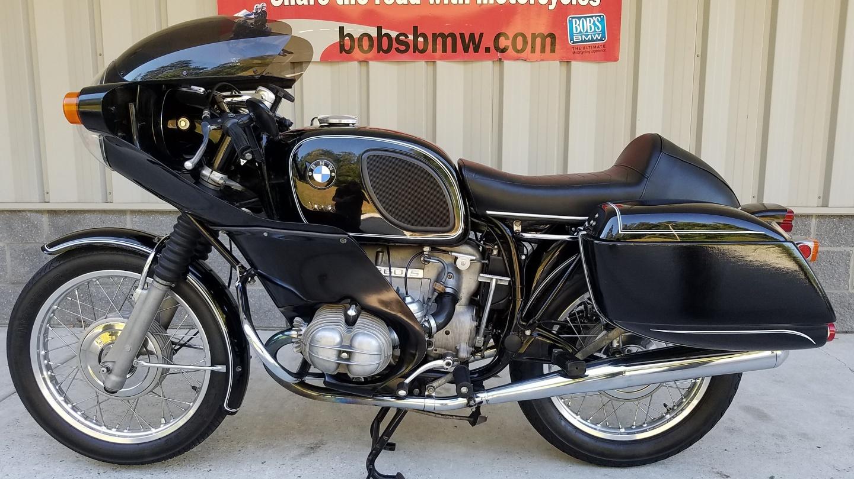 1970 BMW R90/5 Period Custom | Bob's BMW Motorcycles