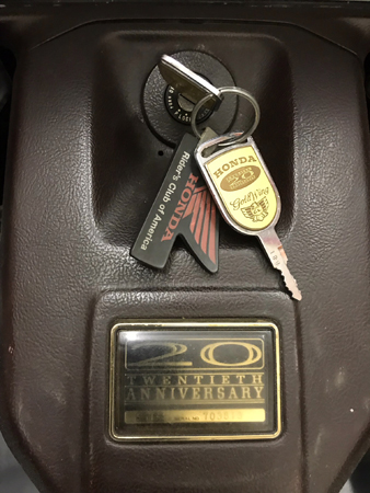 1995 HONDA GL1500 CALIFORNIA TRIKE
