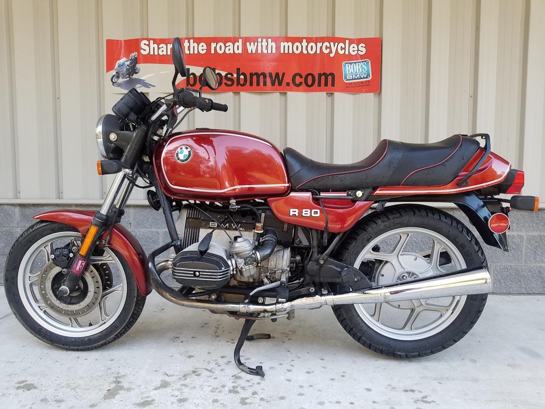 1986 BMW R80 Project Bike | Bob's BMW Motorcycles
