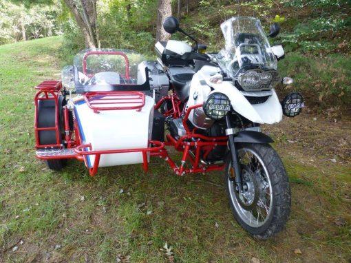 2012 BMW R1200GS with Custom Freedom Sidecar | Bob's BMW Motorcycles