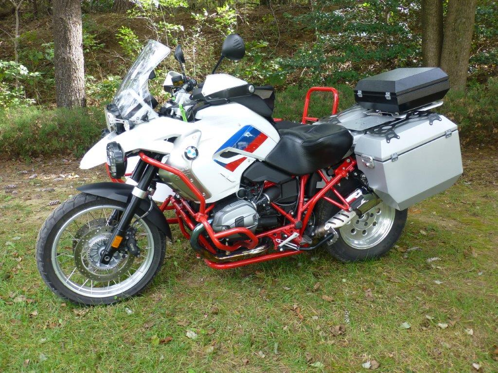 2012 BMW R1200GS with Custom Freedom Sidecar | Bob's BMW