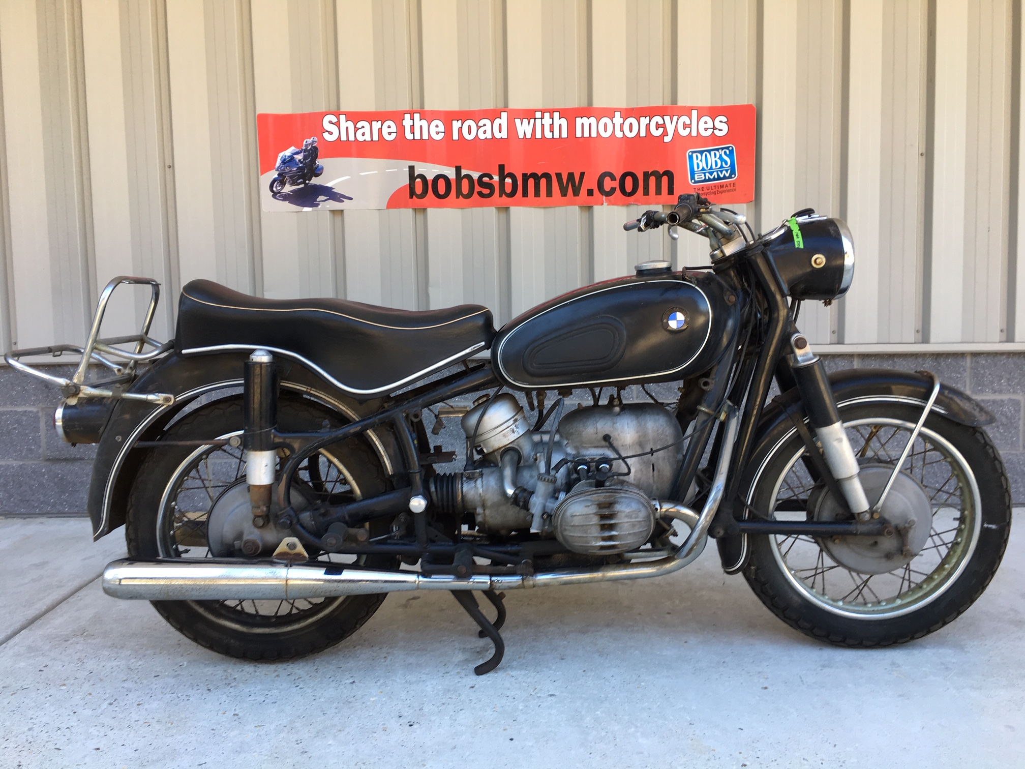 1969* BMW R50/2 Project Bike | Bob's BMW Motorcycles