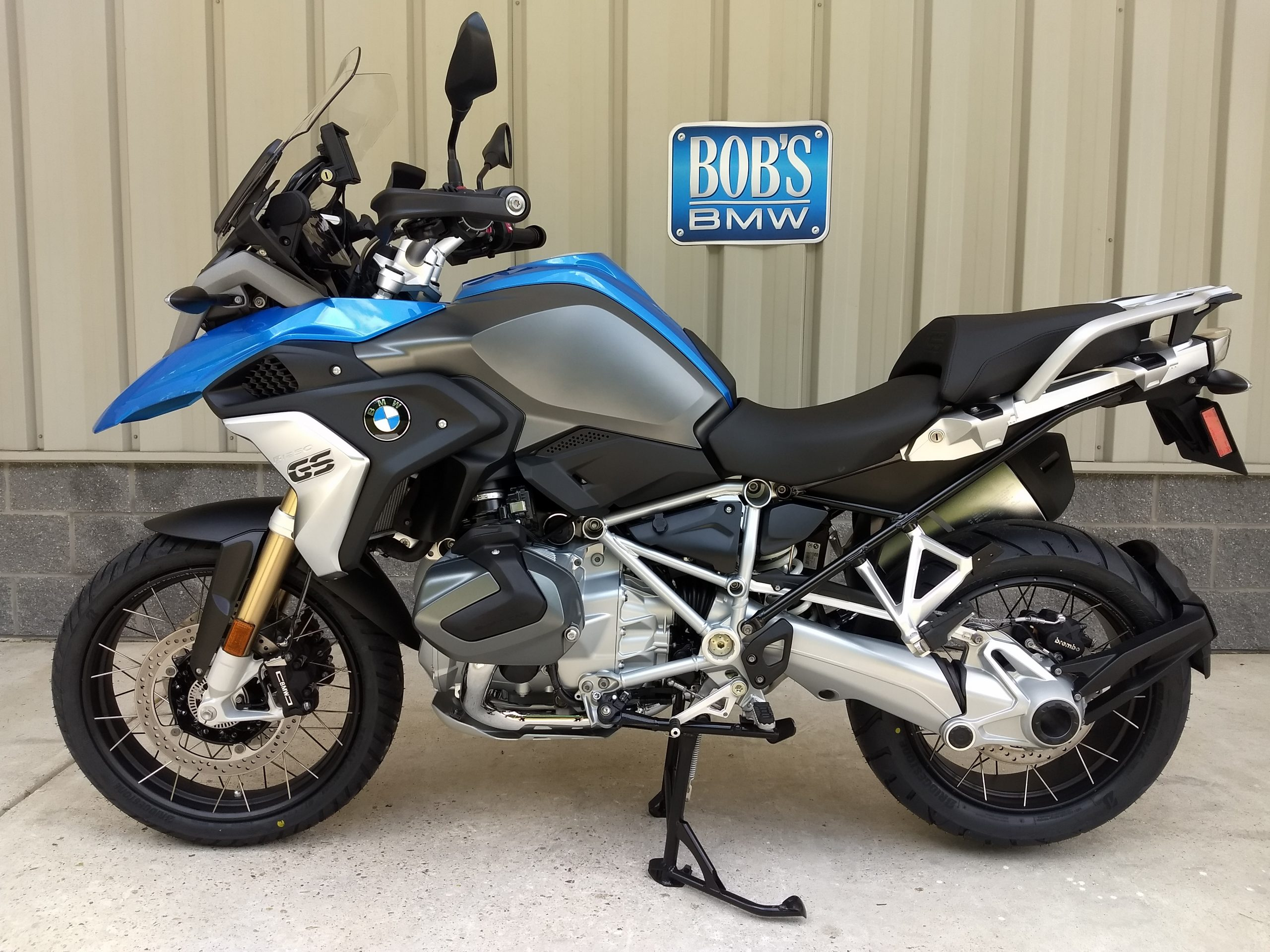 2020 bmw r1250gs | bob's bmw motorcycles