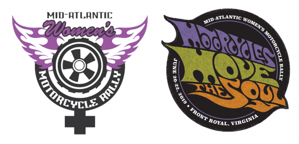 The Mid-Atlantic Women's Motorcycle Rally