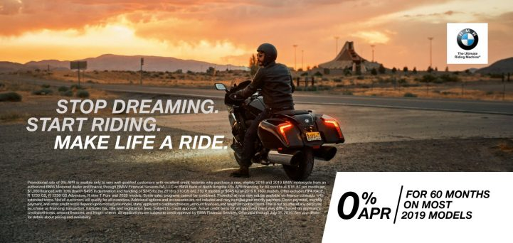 Specials & Promotions | Bob's BMW Motorcycles