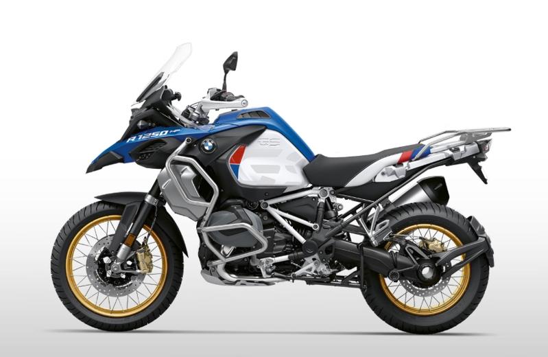 Bmw R 1250 Gs Adventure Premium 2020