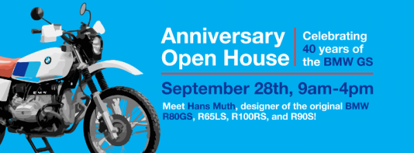 Anniversary Open House @ Bob's BMW Motorcycles