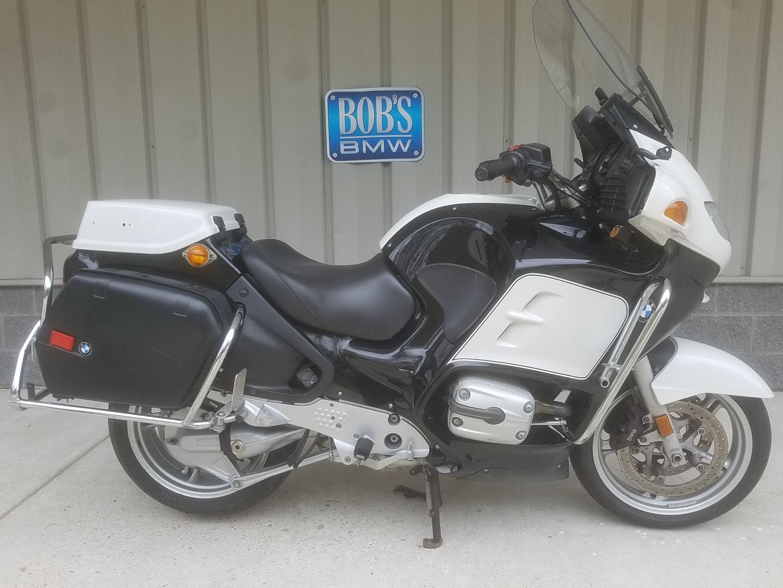 2004 Bmw R1150rt Police Project Bike Bob S Bmw Motorcycles
