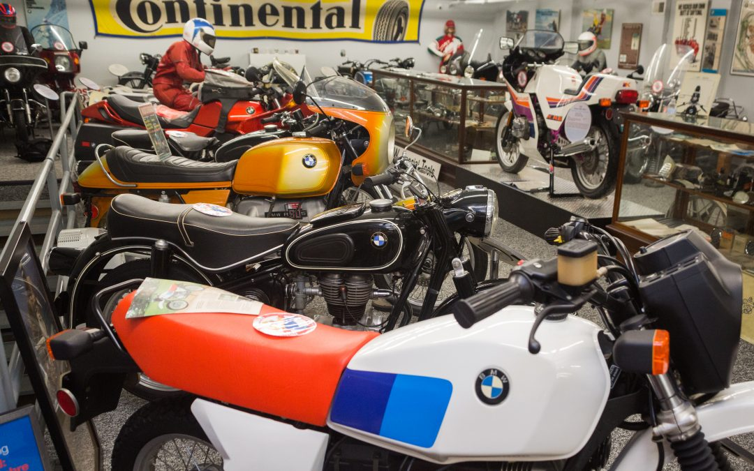 The Vintage BMW Motorcycle Museum
