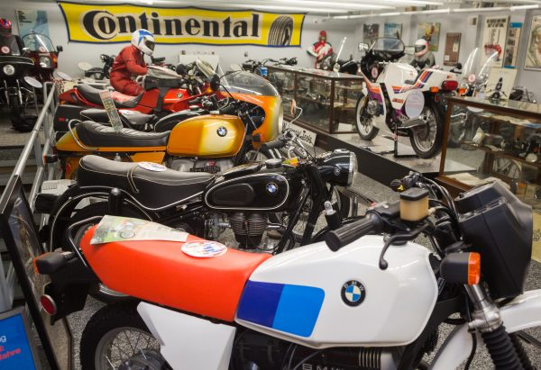 The Vintage BMW Motorcycle Museum @ Bob's BMW Motorcycles