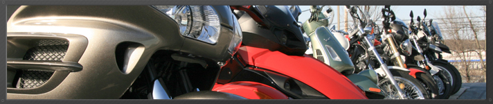Trade in motorcycle at Bob's BMW