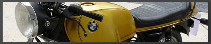 Custom paint for BMW Motorcycle image