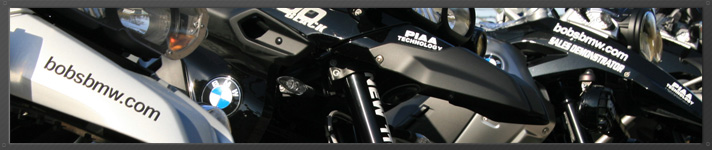 Bob's BMW Test rides image title=