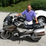 Bill K., 2012 BMW R1200RT.