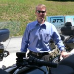 Bill Granger2012 BMW R1200RT