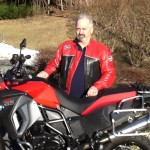 Bill Hughes 2014 F800GS Adv