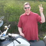 Brad Thuss 2012 BMW K1600GT