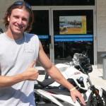 Brandon Zombro 2012 S1000RR