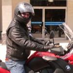 Brian Campbell 2008 R1200GS Adv