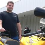 Chad Cox 2000 Honda VFR800