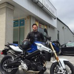 Conor Johnson at Bob's BMW!