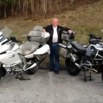 Dave Fick 2014 K1600GTL Exclusive & 2014 R1200GS(W) Adv