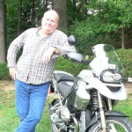 David Hrenchir  2012 BMW R1200GS