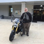 Don and his new 2016 R1200R.