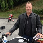 Eric Dvorak 2014 BMW K1300S 30th Anniversary