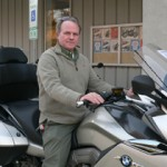 Michael Hunter  2012 BMW K1600GTL