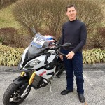 Keith and his new 2016 S1000XR